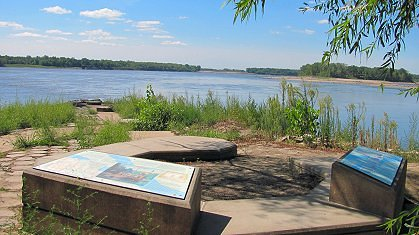 Confluence Point State Park