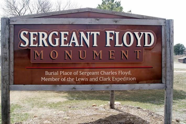 Sgt. Floyd's Monument