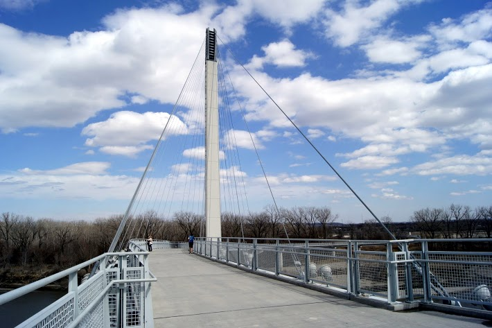 Bob Kerry Pedestrian Bridge